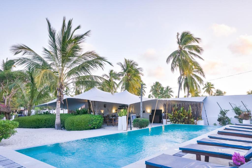 Hotel Indigo Beach Zanzibar Bwejuu