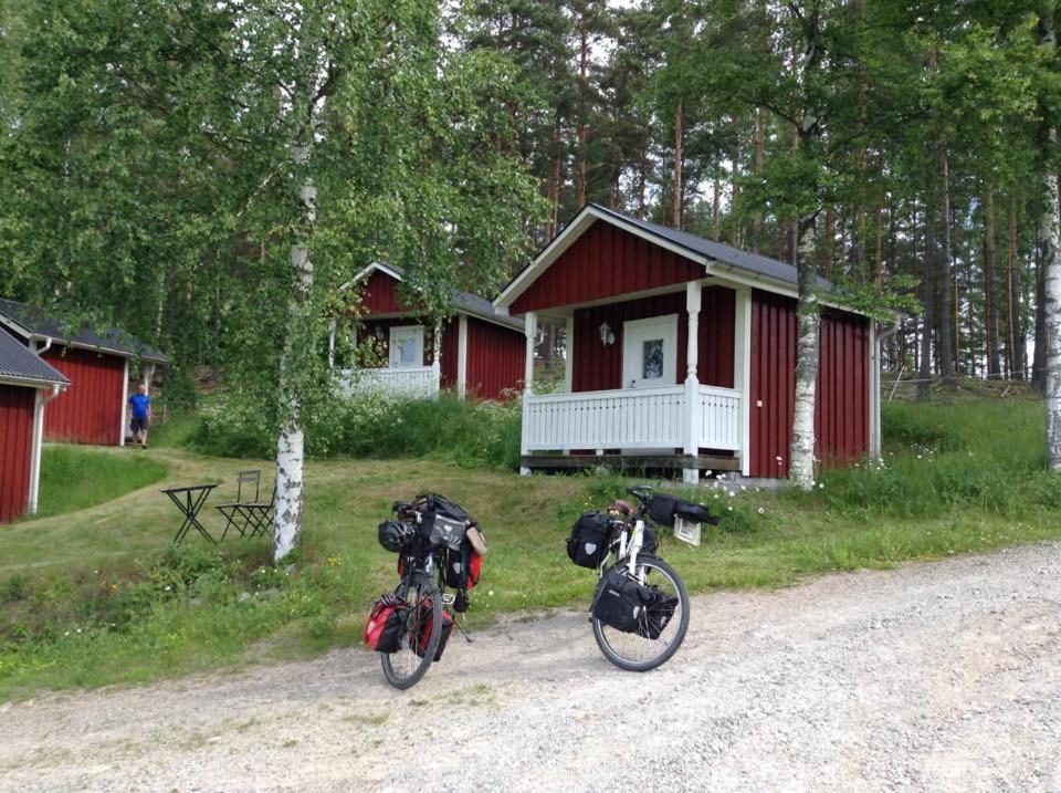 Biking at or in the surroundings of Grindhammaren B&B