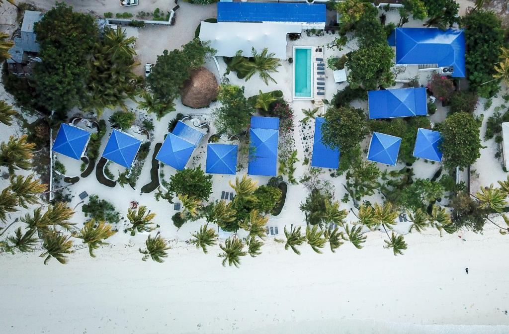 Indigo Beach Zanzibar a vista de pájaro