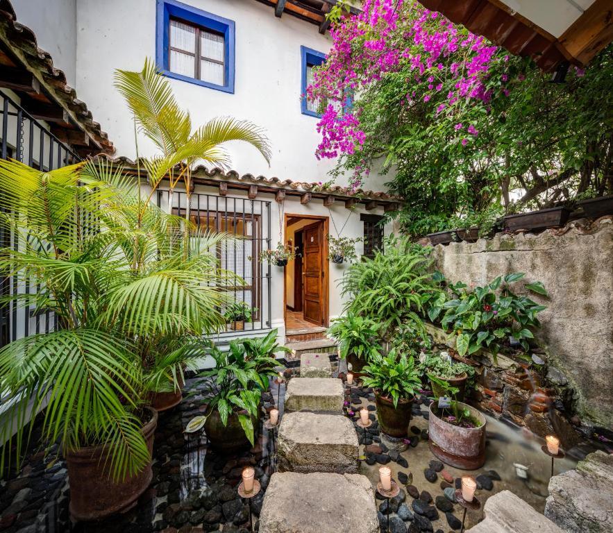 Casa Encantada Antigua Guatemala Precios Actualizados 2020