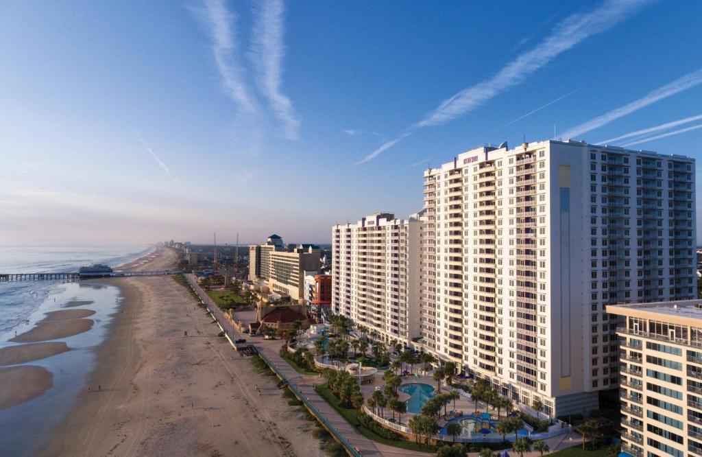 Hotel Club Wyndham Ocean Walk Daytona