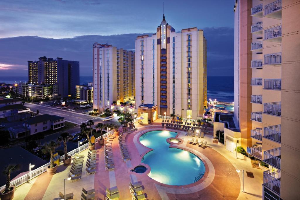 Hotel Club Wyndham Ocean Boulevard
