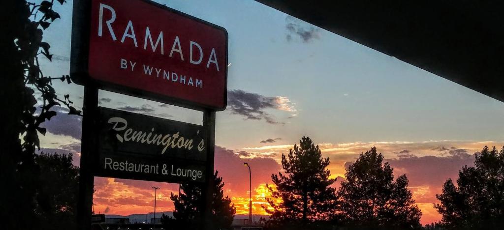 Ramada at Spokane Airport