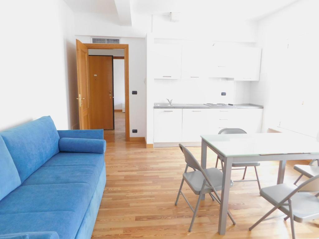 A seating area at Fratelli Asquasciati 53 Apartments Sanremo - 022
