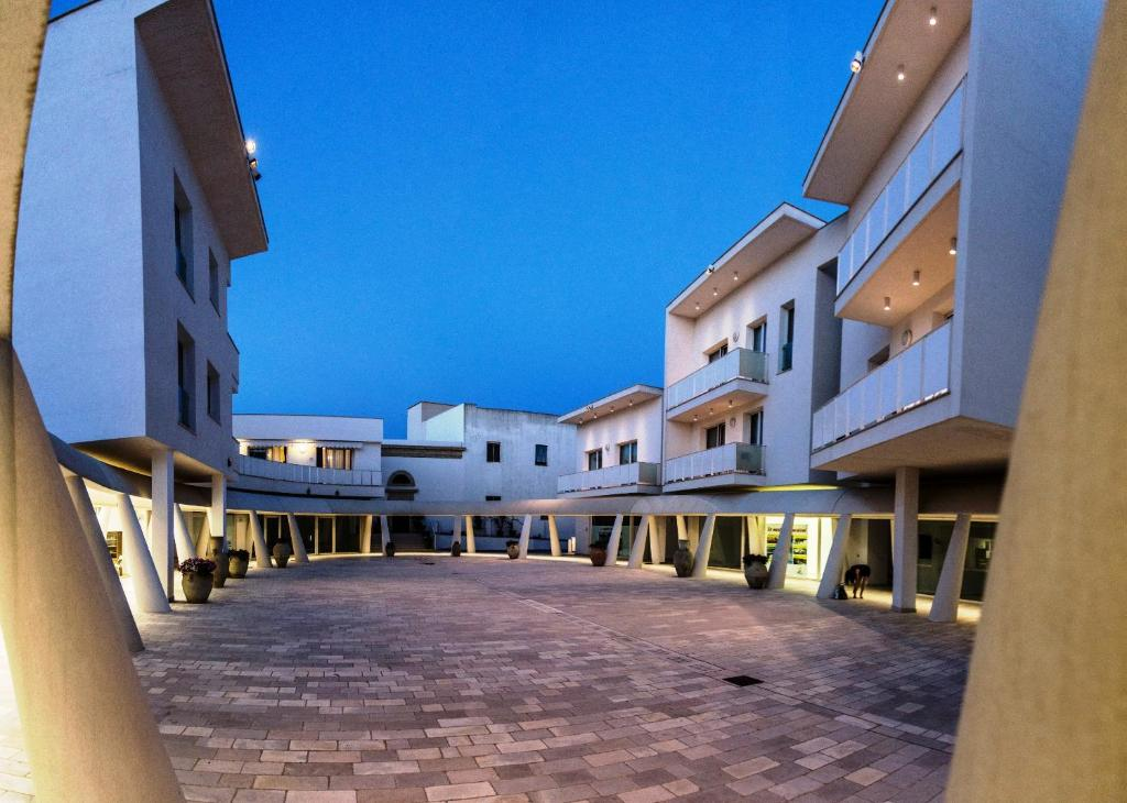 Immagine di: Residence Corte di Leuca & Spa -  per una vacanza di sport, relax, cultura ed eventi.