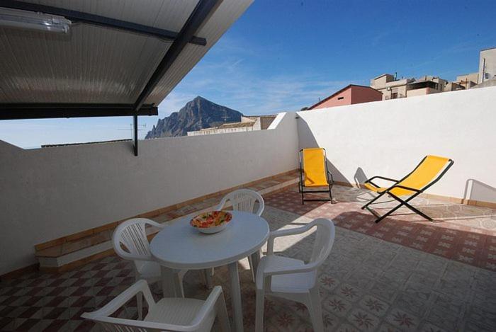 Balcone o terrazza di Appartamento Rosina
