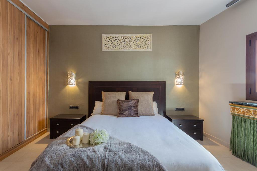 Mejores alojamientos en Granada