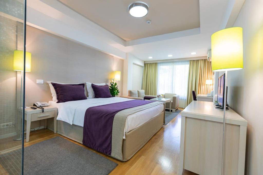 Hotel M Belgrade Serbia Booking Com