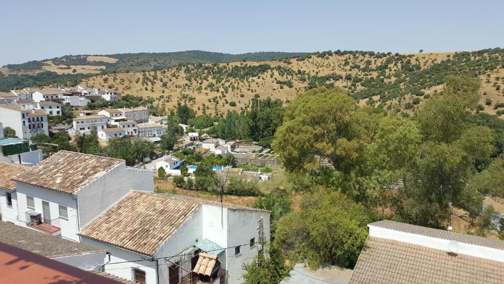 A bird's-eye view of Apartamento Maria Encarnacion