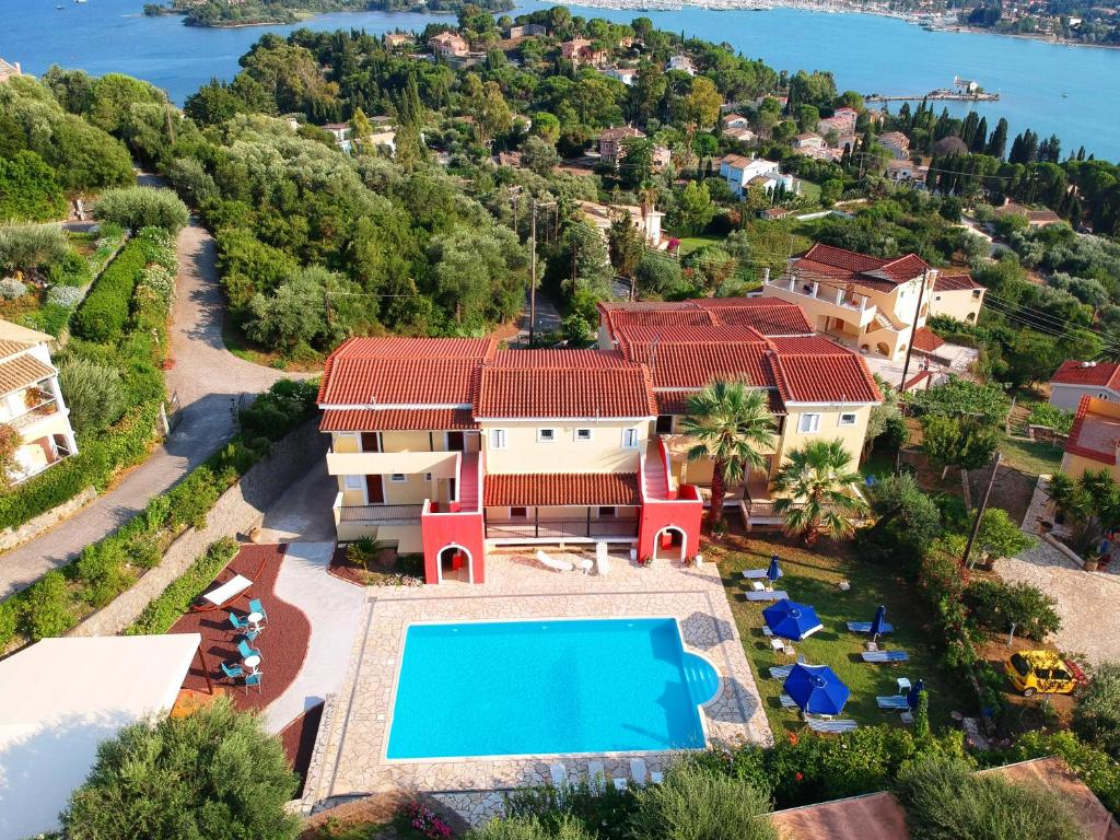 A bird's-eye view of Elite Corfu - Adults Friendly