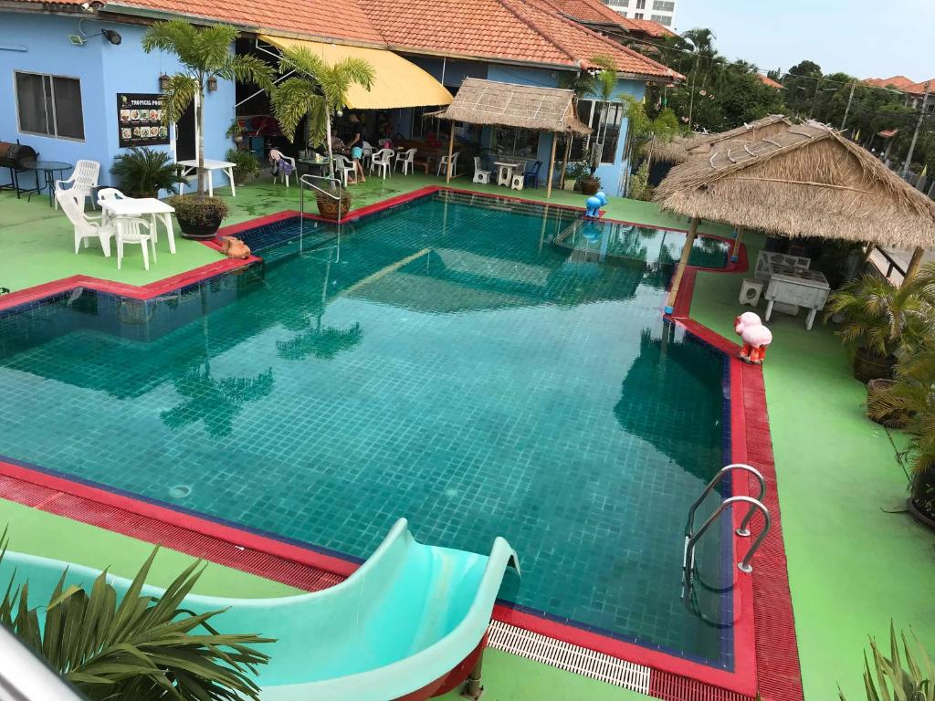 Tropical pool resort Pattaya, Nong Prue – Updated 2020 Prices