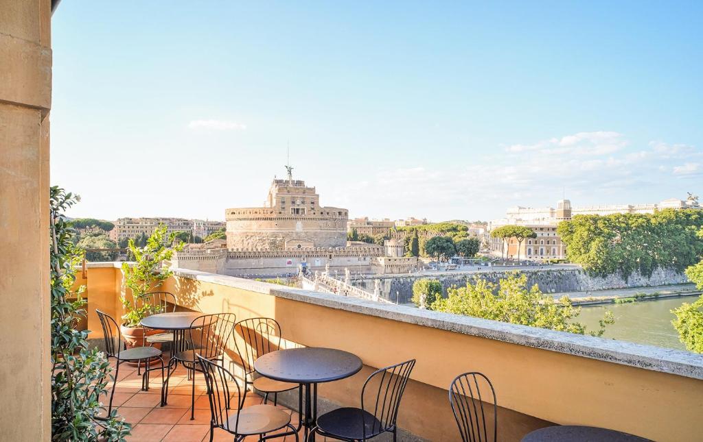 Appartamento A Castel Sant Angelo Con Terrazza Roma