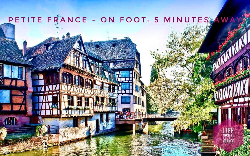Apartment Life Incity Petite France Strasbourg France