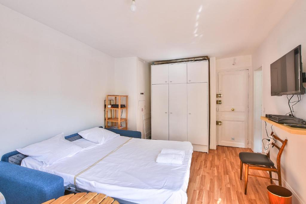 Apartment Convenient And Bright Flat Quai De Valmy Paris