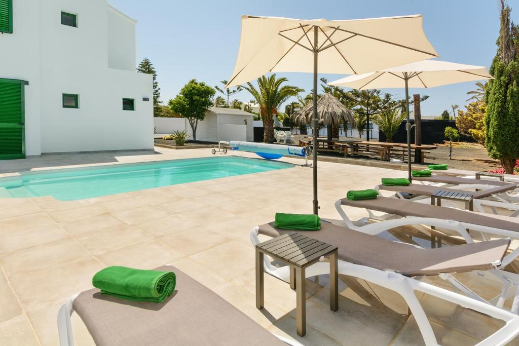 Villa Amanecer I con piscina climatizada y wifi gratis ...