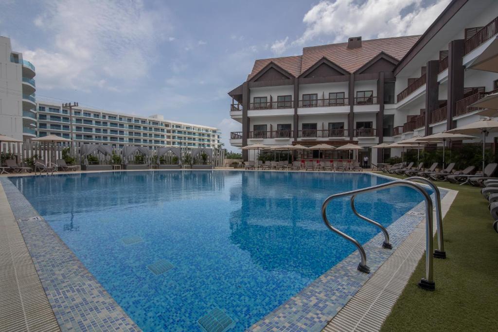 Hotel Melia Cartagena Karmairi (Colombia Cartagena de Indias ...