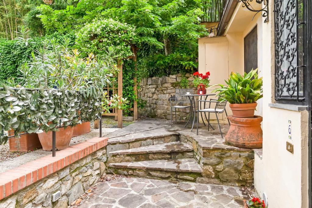 Porta Romana Giardino Di Boboli Apartment Florence Italy