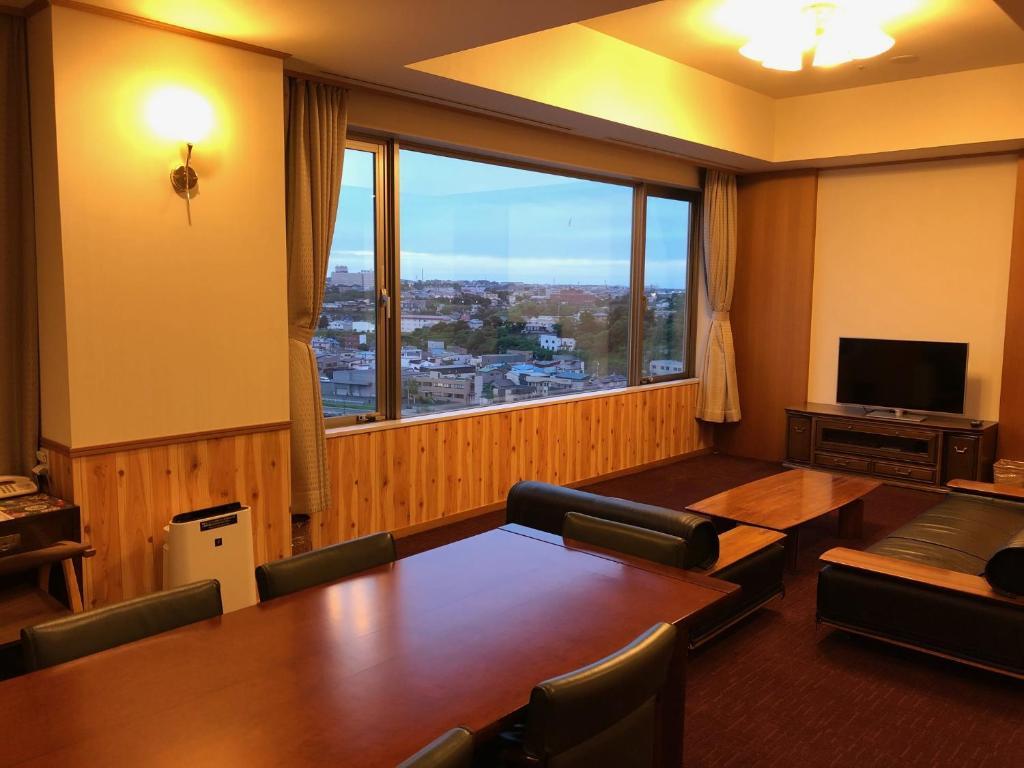 Hotel La Vista Kushirogawa, Japan