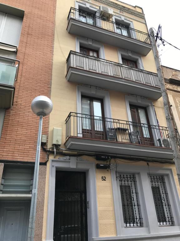 Apartment Aptucat Barcelona Spain Booking Com