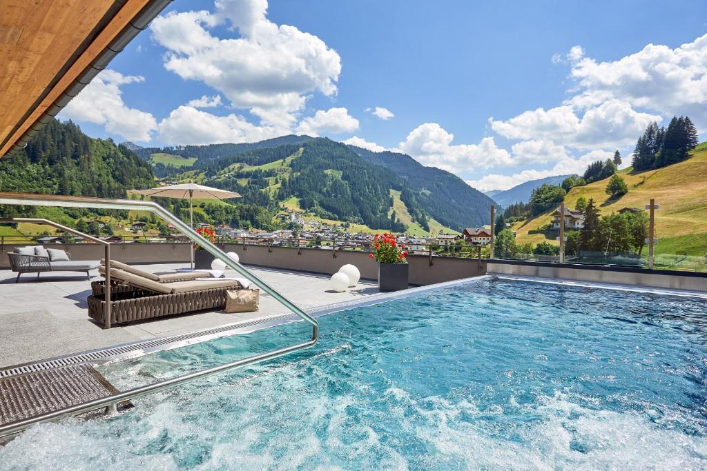 Das Edelweiss - Salzburg Mountain Resort Großarl, Juli 2019