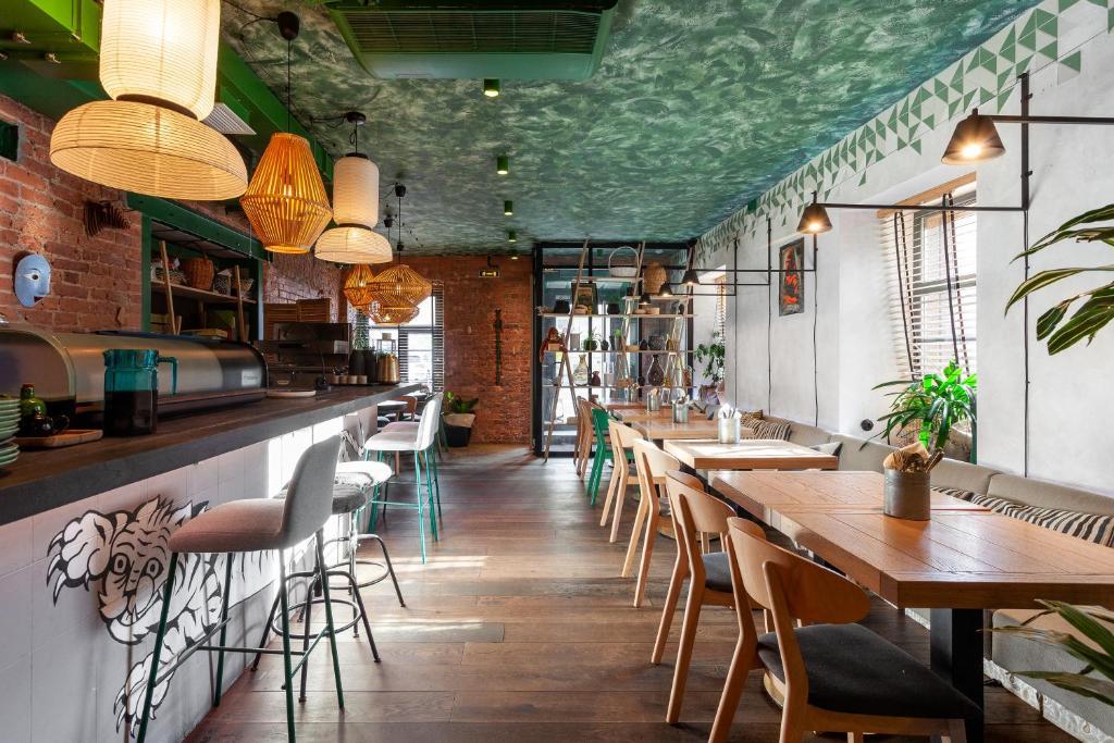 Ресторан / где поесть в WYNWOOD Hotel