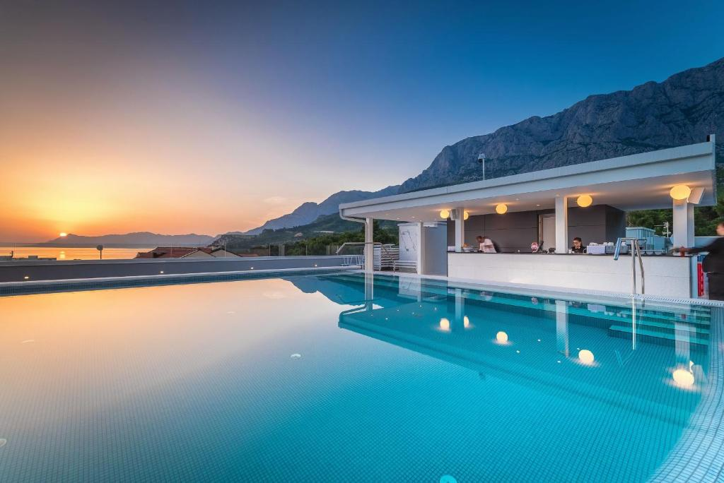 Mirjam Hotel Makarska, Juni 2019
