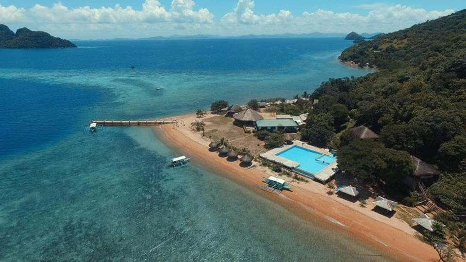 A bird's-eye view of Balinsasayaw Resort