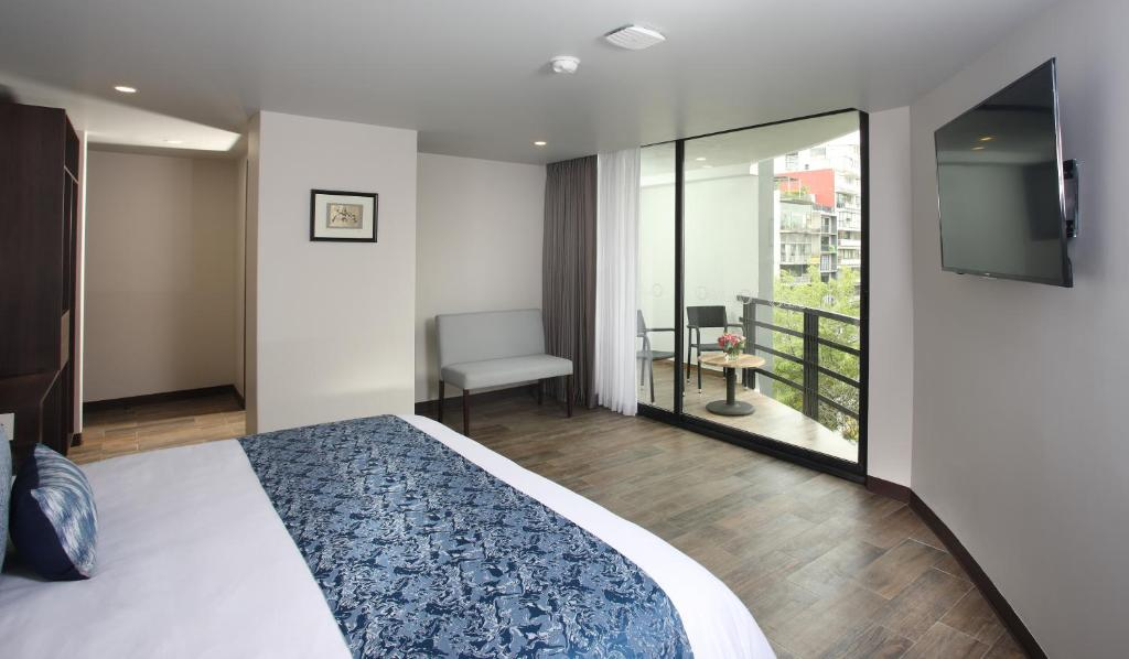 Hotel Círculo Condesa Mexico City Updated 2020 Prices