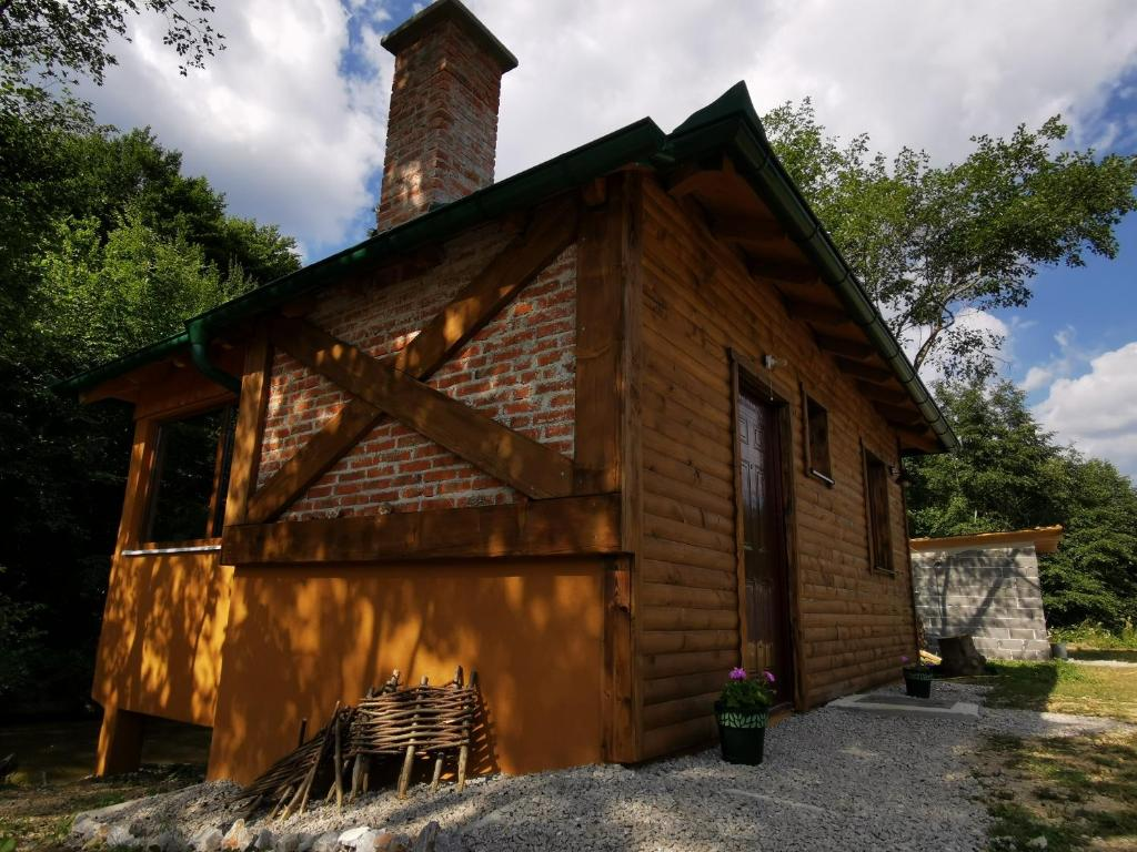 Secludet Cozy Cabin Beside A River Donji Vakuf Updated 2020 Prices