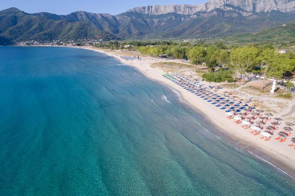 Princess Golden Beach Hotel Chrysi Ammoudia Precios