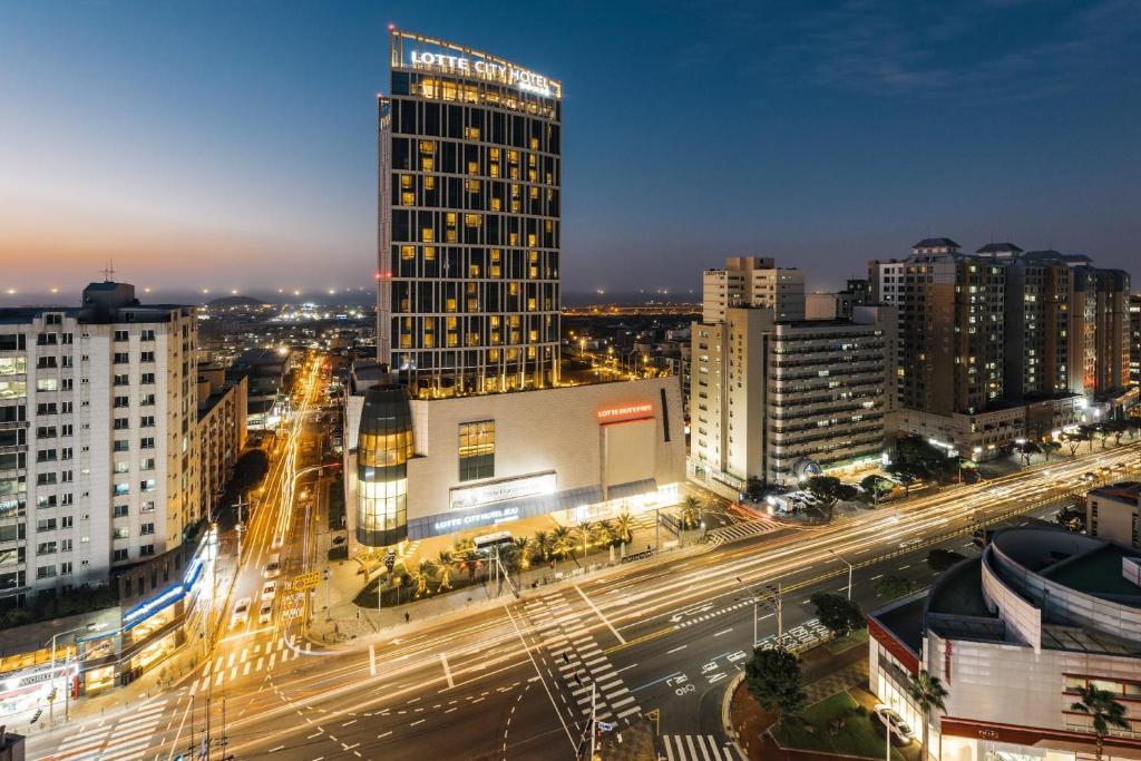 樂天城市酒店 Lotte Hotel Jeju
