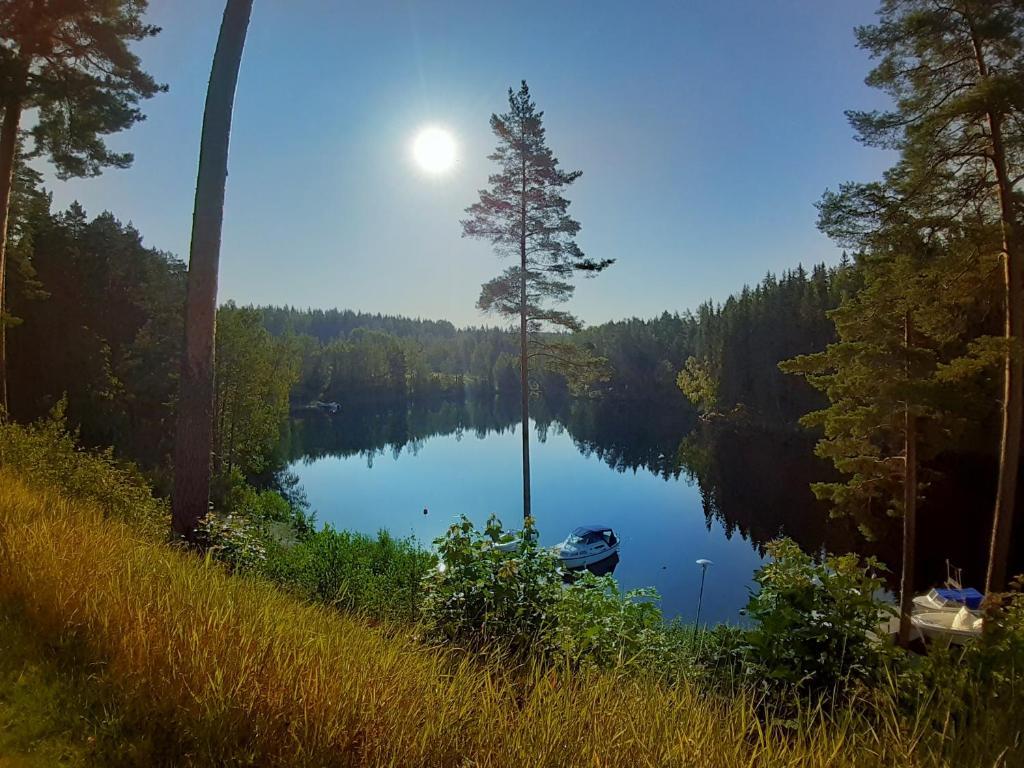 Abborrtjrn Rysslgret, Norrbrke socken, Norrbrke