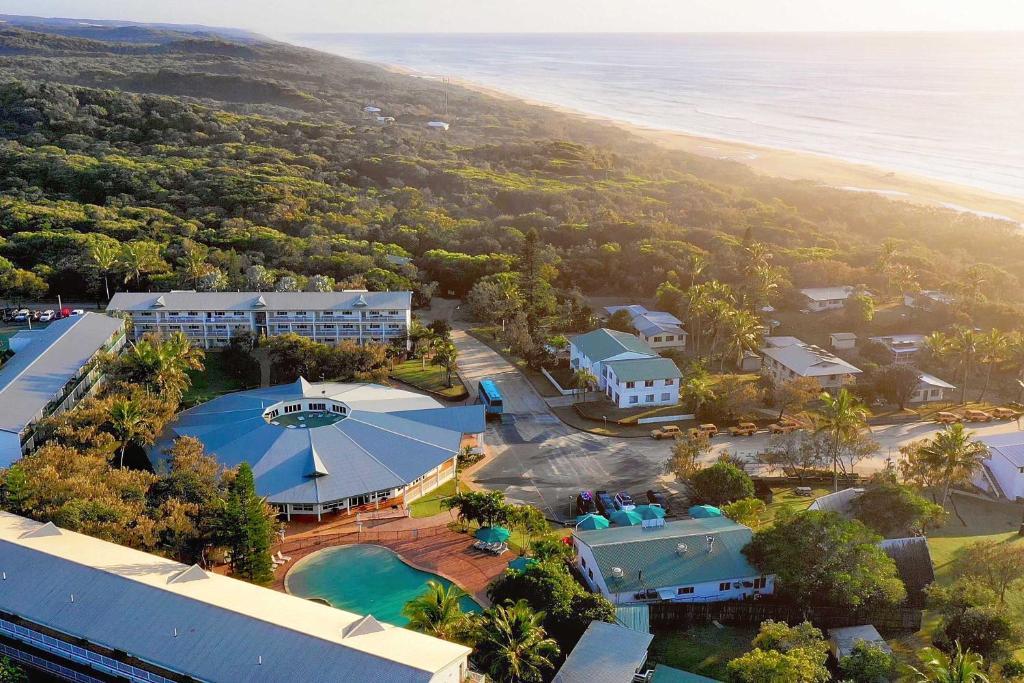 Άποψη από ψηλά του Eurong Beach Resort