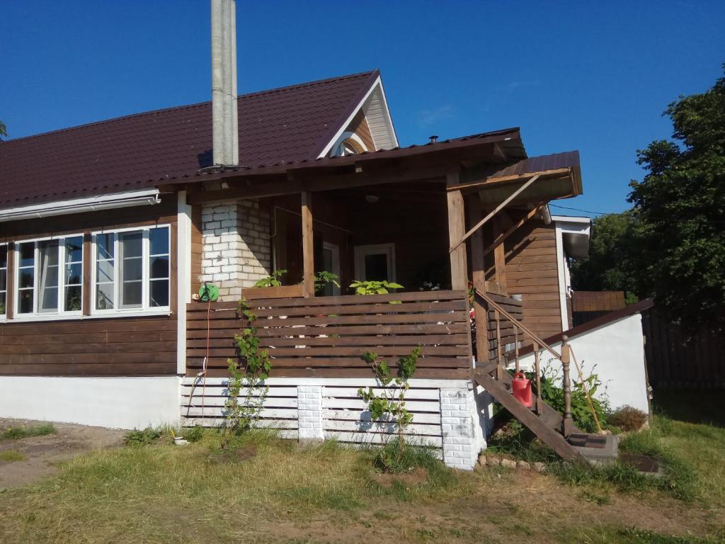 Дом для отпуска Аграусадьба Боровики (Беларусь Боровики)