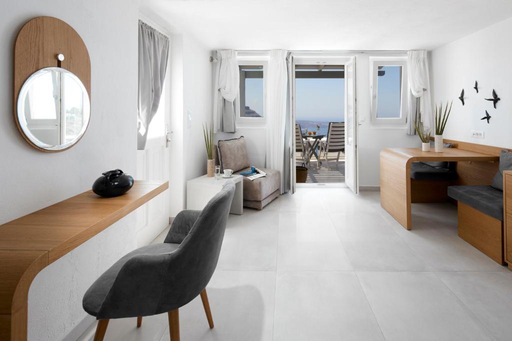 Santorini Princess Spa Hotel Imerovigli Opdaterede Priser For 2020
