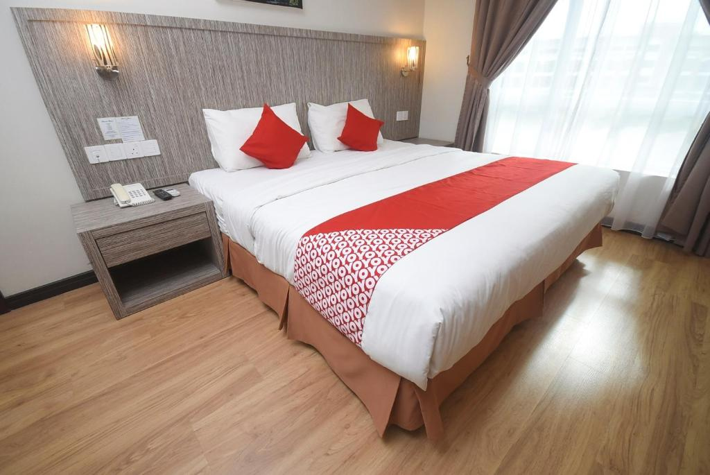 Galeri gambar di penginapan ini OYO 985 Hotel Nur | Dari RM84 Semalam