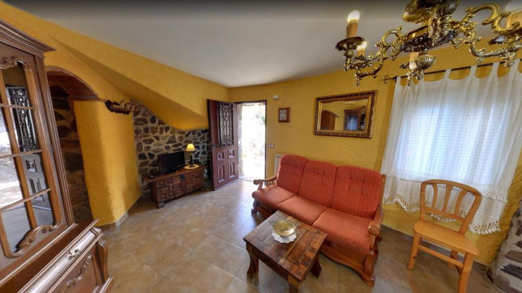Casa Rural La Terraza Huérmeda Spain Booking Com
