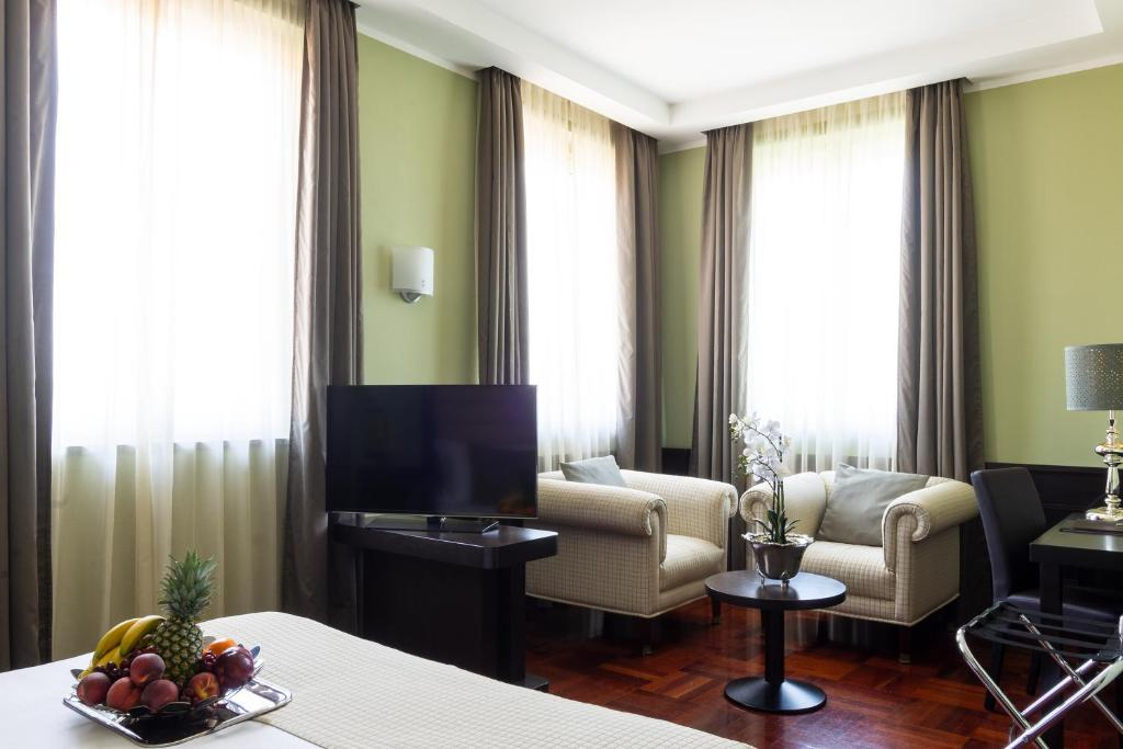 Hotel Silver Milan Italy Booking Com