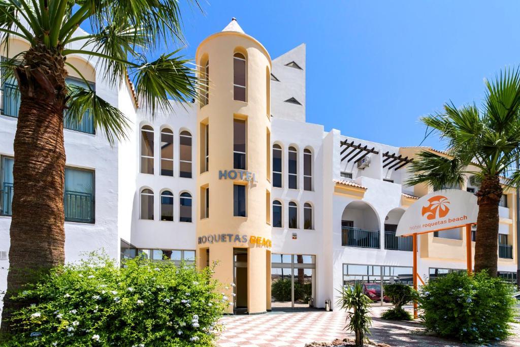 Hotel Roquetas Beach, Roquetas de Mar – Precios actualizados ...