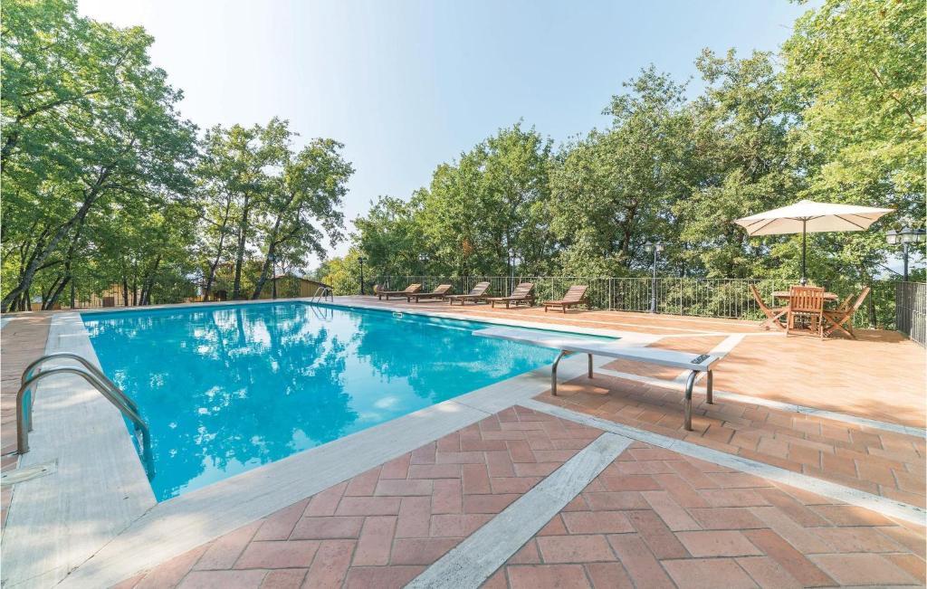 The swimming pool at or near Paola´s Villa
