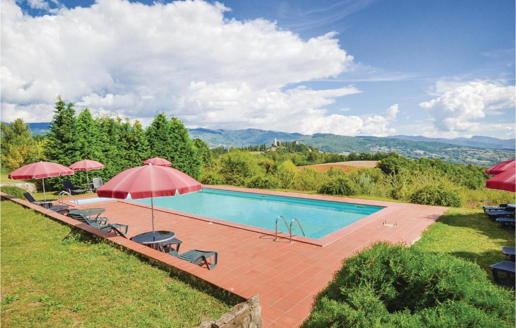 Holiday Home Romena Borgo-Casetta