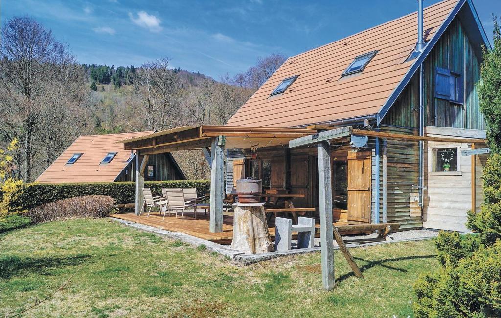 Holiday Home Rue Du Pont Du Lait Saint Maurice Sur Moselle