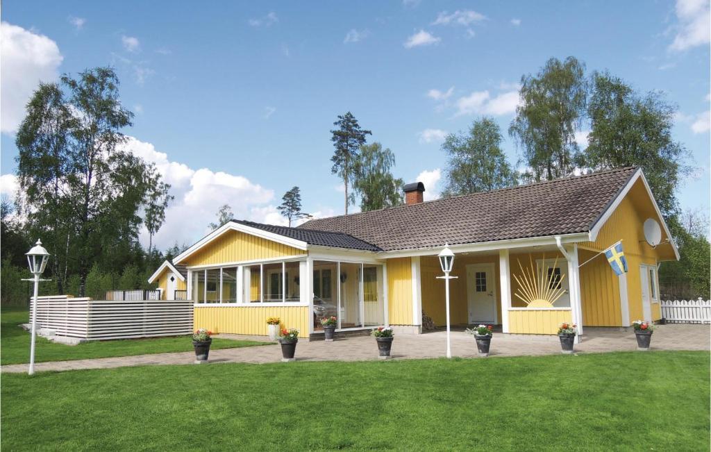 Oskarstrms Kyrkogrd in Oskarstrom, Hallands ln - Find A