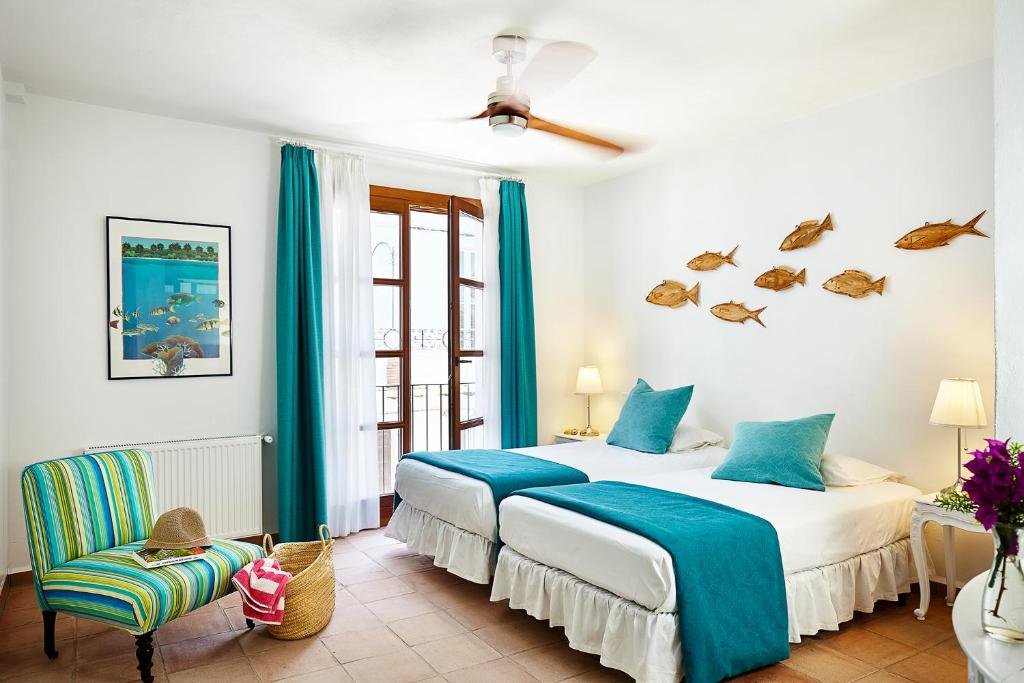 boutique hotels in málaga  129
