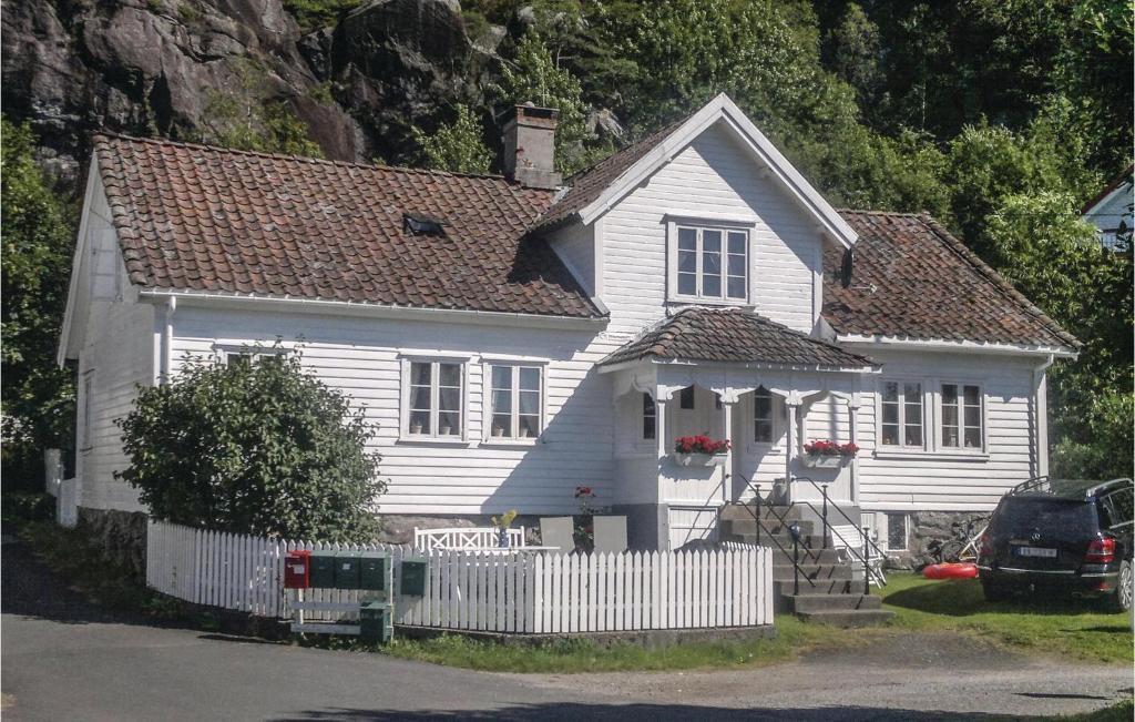 Apartment Hauge I Dalane Jøssinghamn