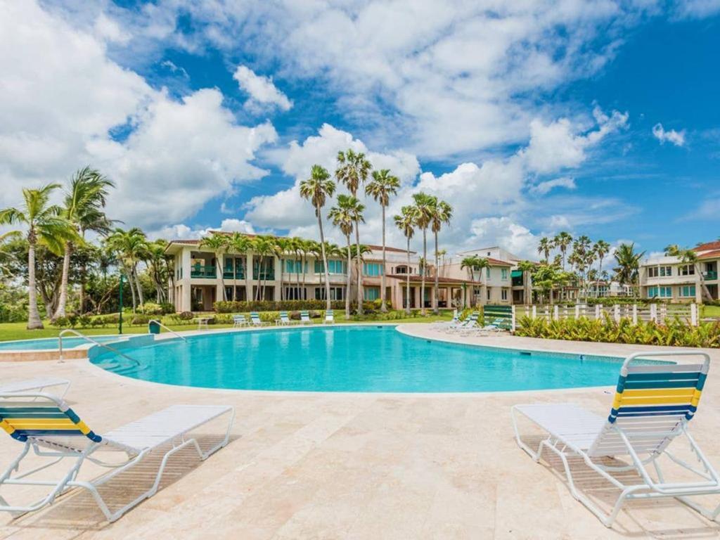 Villa Iris 2 story ocean view villa w/ pool access, Vega ...
