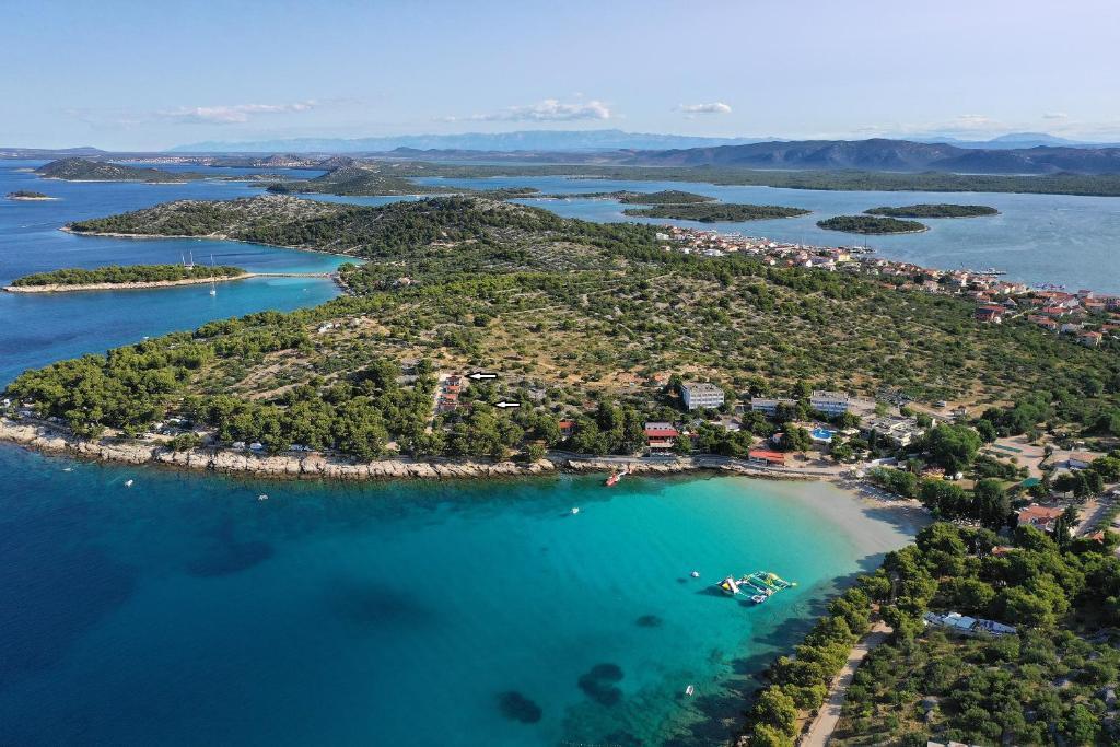 Apartment Camp Lostura Slanica Murter Croatia Booking Com