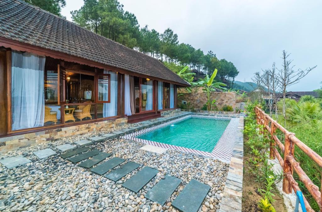 Sankofa Village Hill Resort Spa Hue Vietnam Booking Com