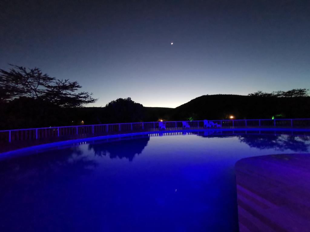 The swimming pool at or close to Jambo Mara Safari Lodge