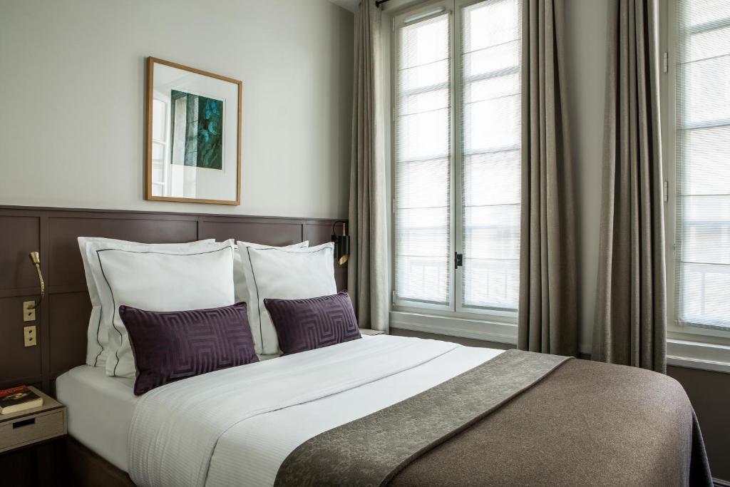 Hotel De La Tamise Esprit De France Paris France Booking Com
